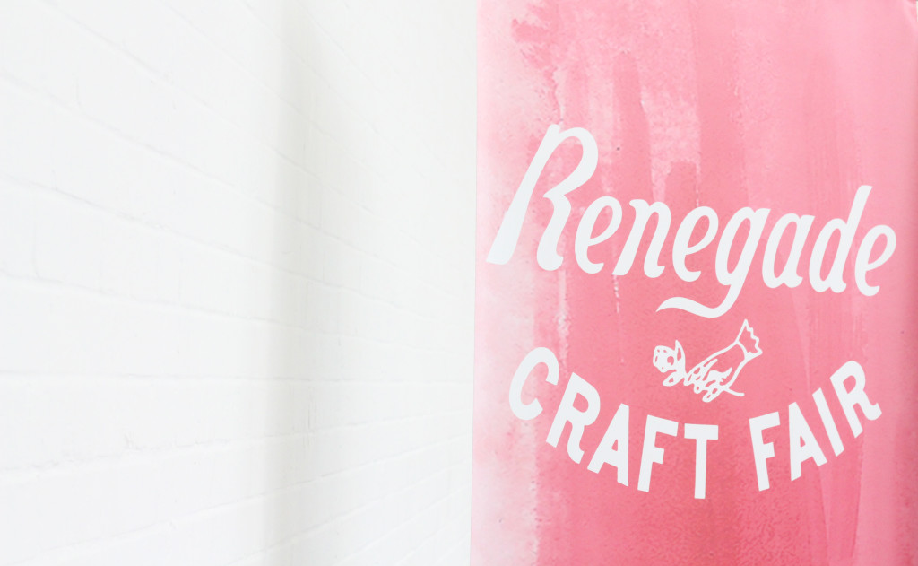 Renegade Craft Fair – London Edition