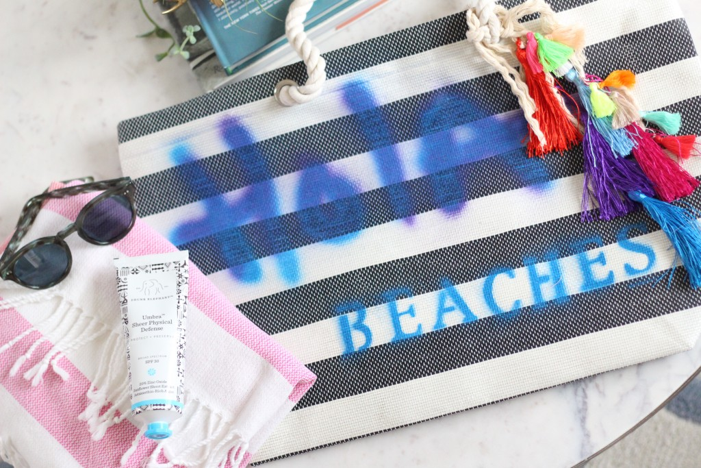 HOLA Beach Bag